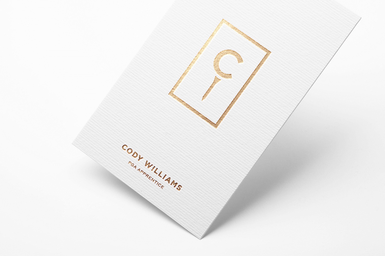 Logo Design, Business Card, PGA, Golf   Designs by Jordan ...