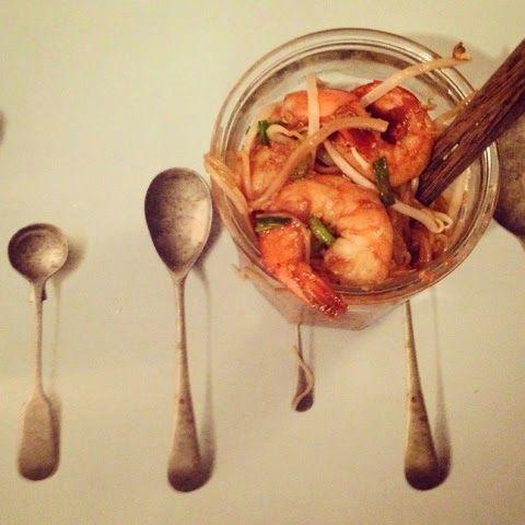 Mine matskriblerier: Pad thai