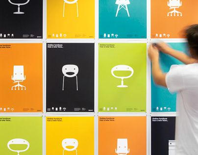 """다음 @Behance 프로젝트 확인: """"JasonL Furniture Identity"""" https://www.behance.net/gallery/11468349/JasonL-Furniture-Identity"""