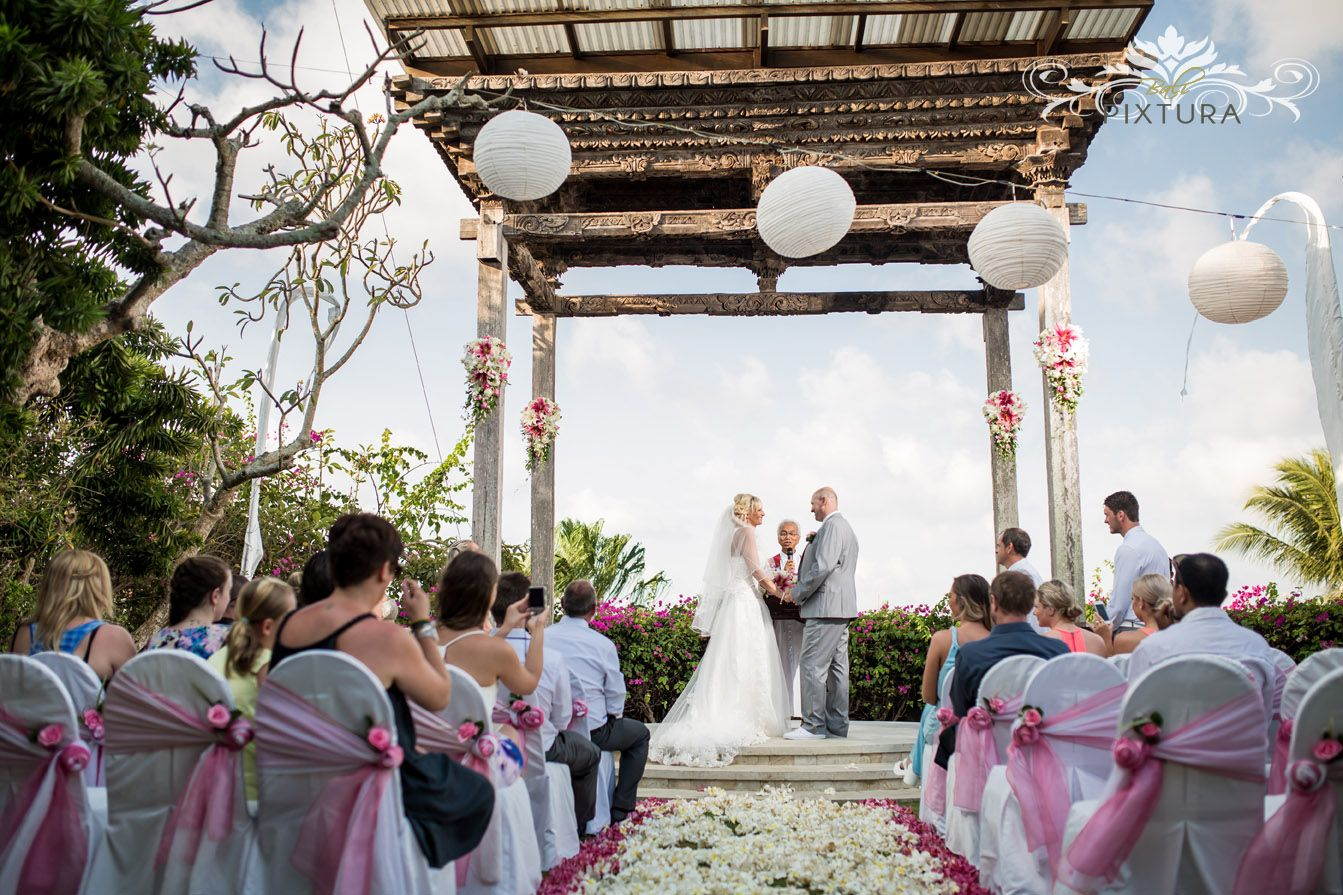 Ash Jacinta Bali Wedding At Asmara Gazebo Ayana