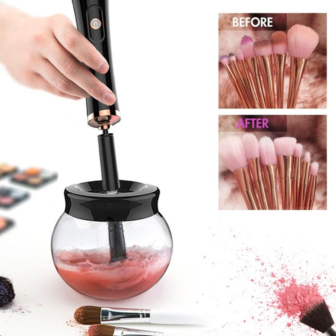 Simplee™ Electric Makeup Brush Cleaner & Dryer in 2020