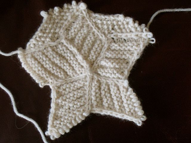 Abandoned entrelac star | Flickr - Photo Sharing!