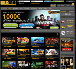 Eurogrand Casino Auszahlung Ohne Bonus