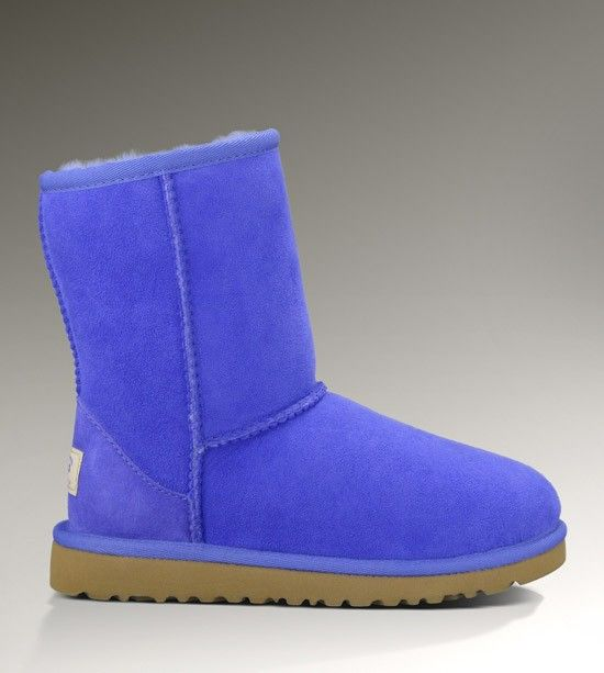 Ugg Boots KIDS CLASSIC DEEP PERIWINKLE
