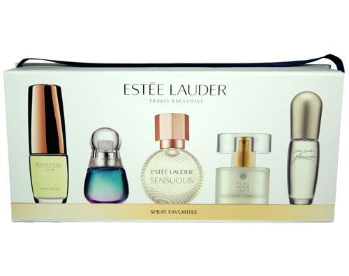Estee Lauder Spray Favorites Perfume Gift Set For Women
