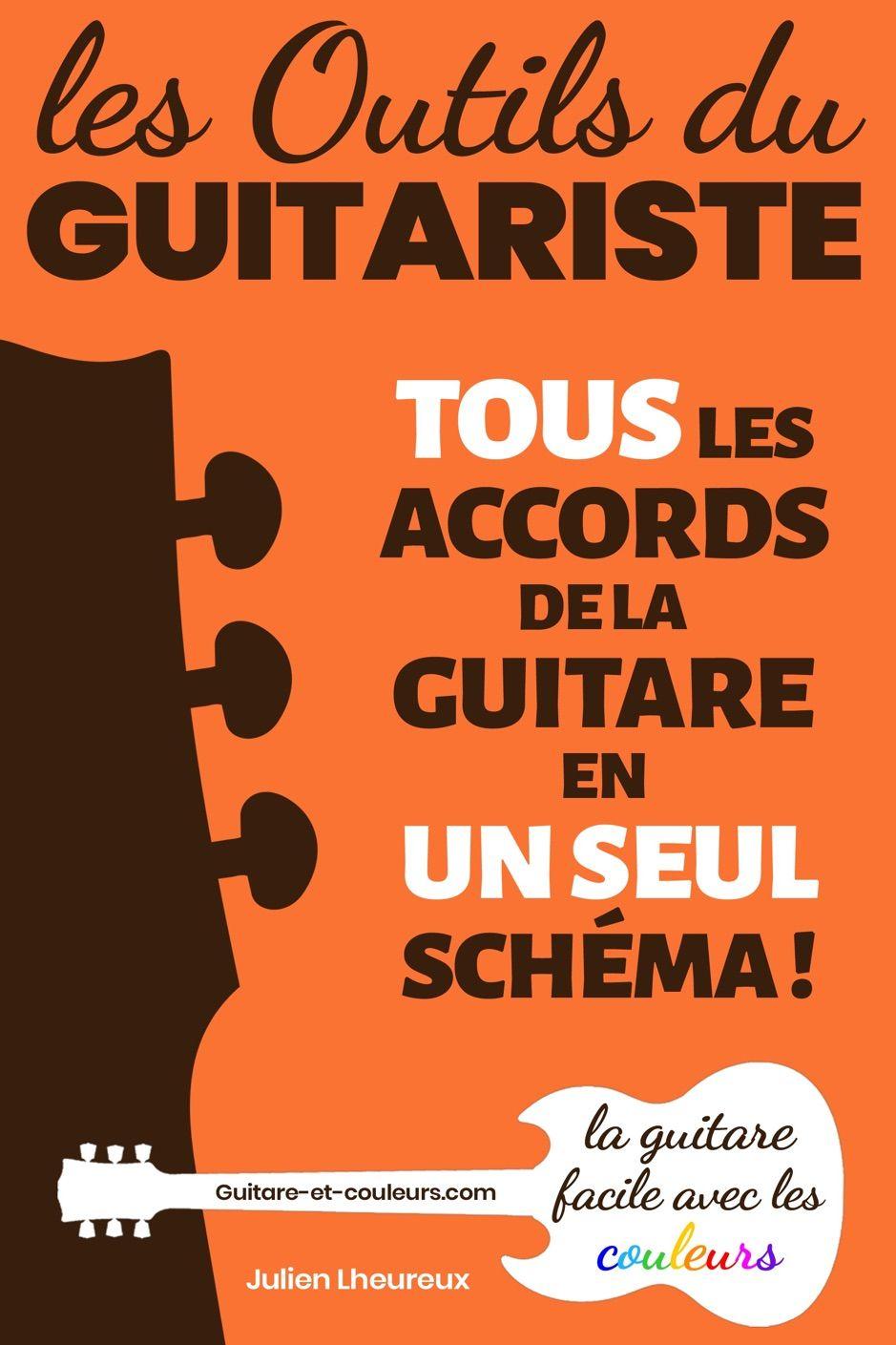 ?Les Outils du Guitariste. TOUS les accords de la guitare