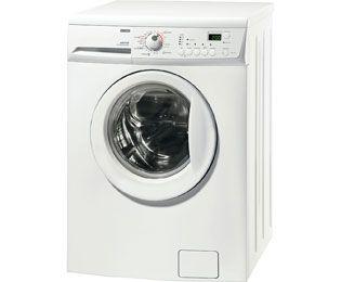 £380 Zanussi ZKG7145 Washer Dryer Freestanding White on ...