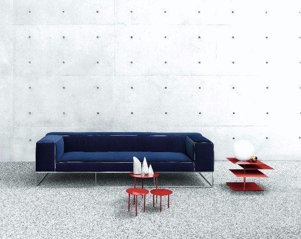 Living Divani per Elle Decor Grand Hotel Palazzo Morando ospita l ...