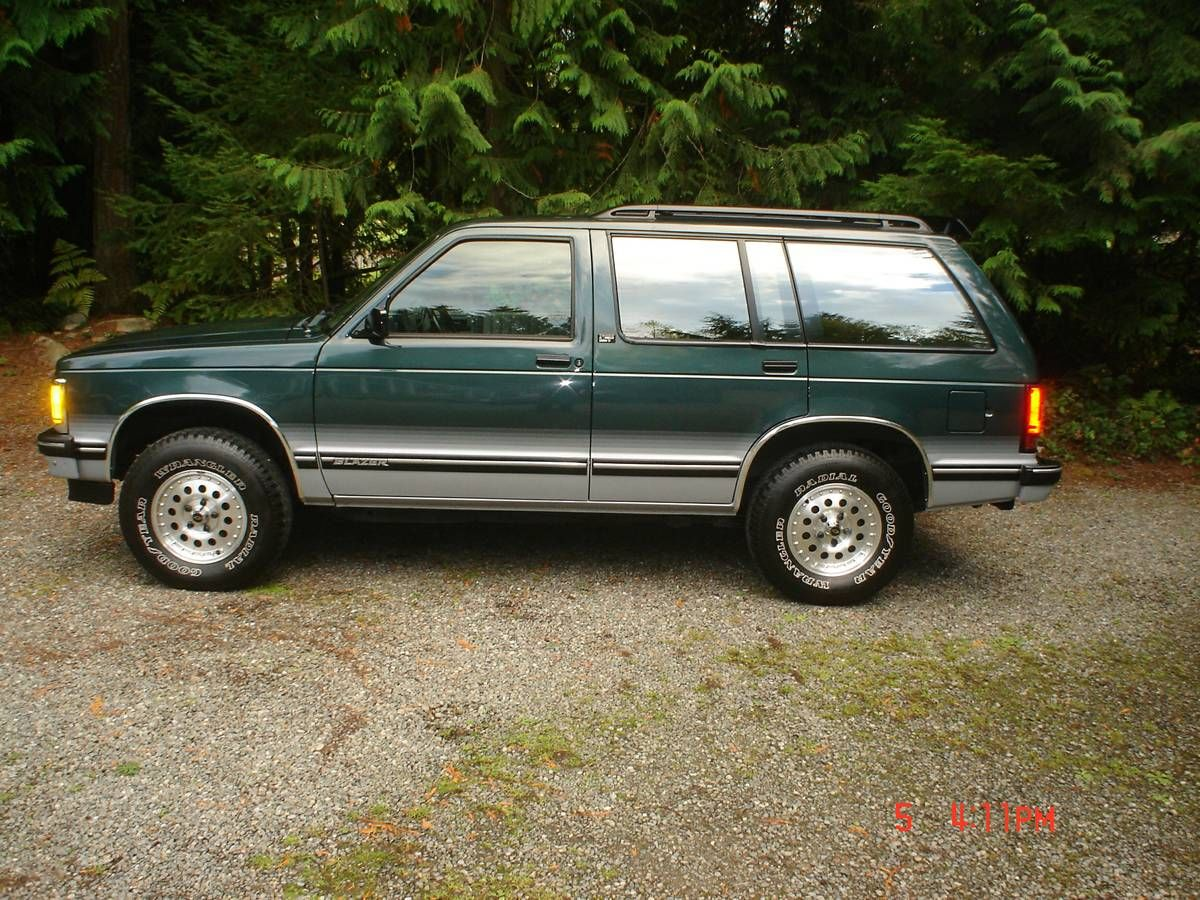 small resolution of  1993 chevy blazer s 10 tahoe this is one of a kind sweet ride