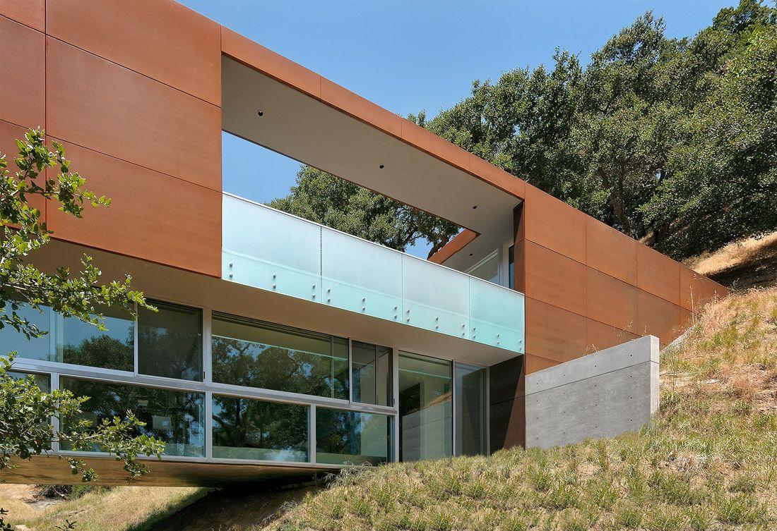 Bridge-House, Natoma-Architects, Architecture, Design, House ...