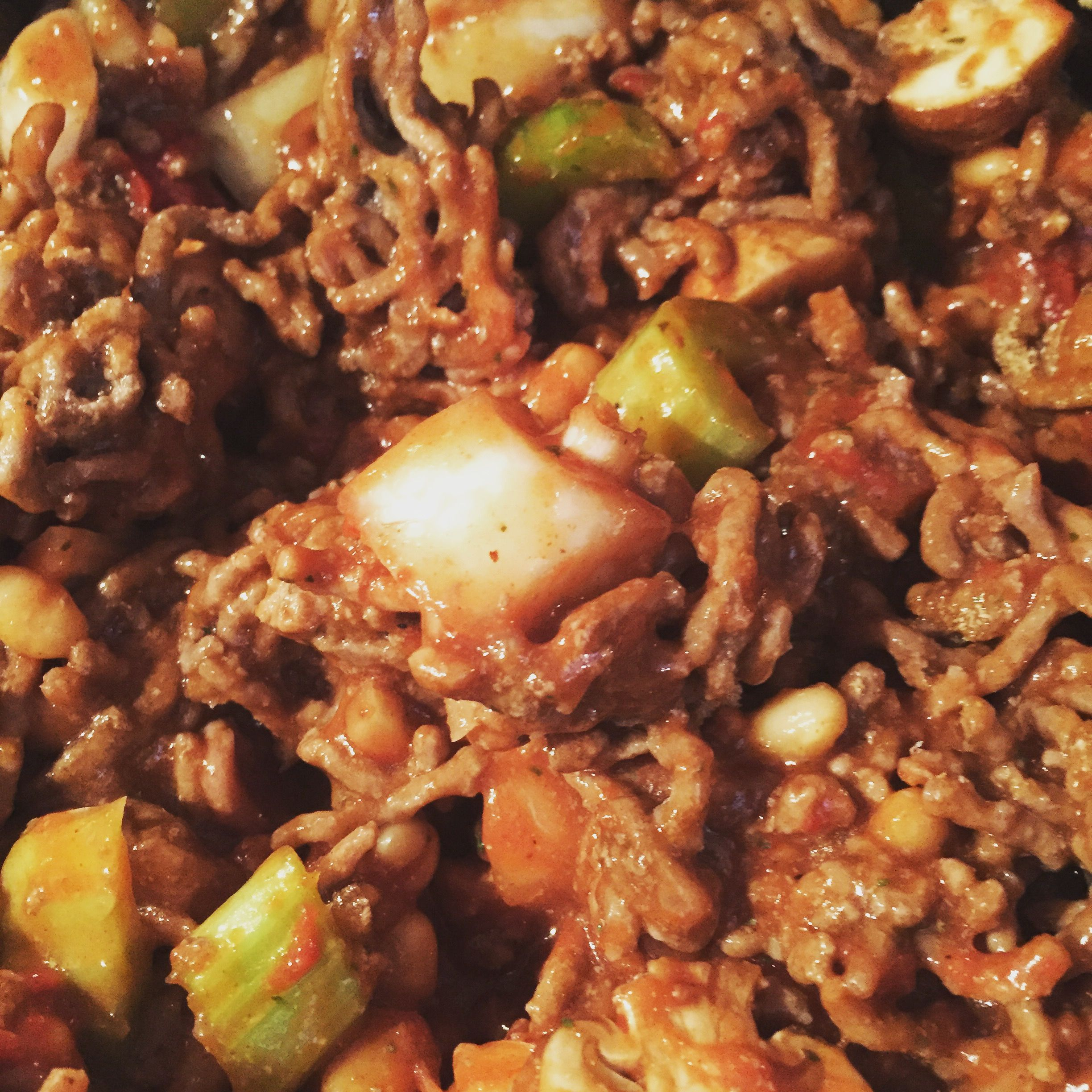 Slow Cooked Mince and Bean Chilli | Recipe | Bean chilli ...