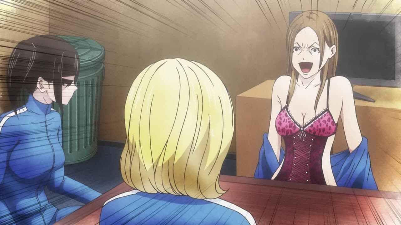 Back Street Girls Gokudolls Episode 9 Anime Watch Online English Subbed Street Girl Girl Anime Watch Online