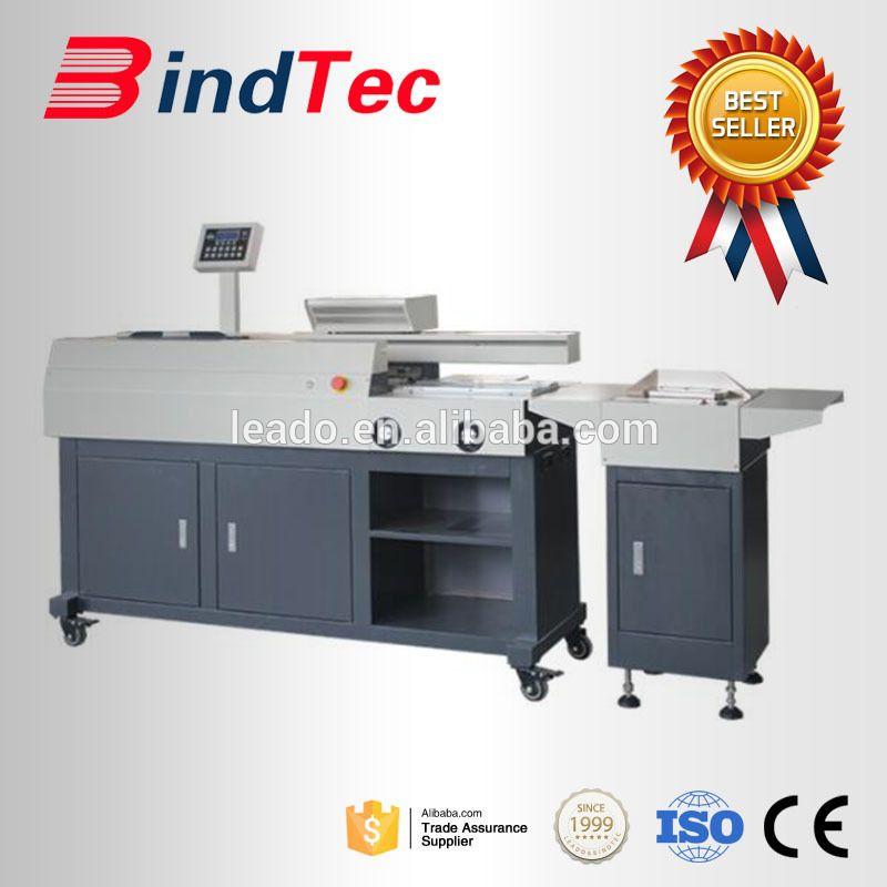 BD-S60C-A3 Perfect Book Binding Machine From BindTec