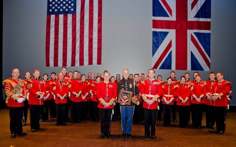 Pin by UKinUSA on Armed Forces in 2019 | Army band, British