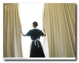 care home fabric, furnishings