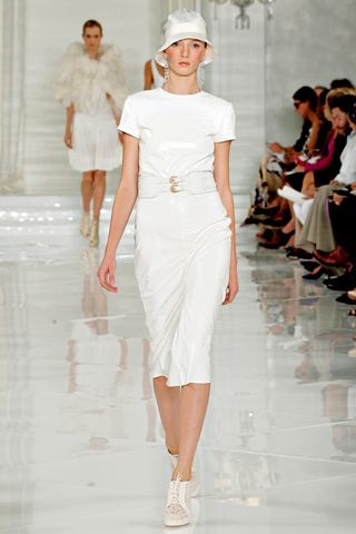 Ralph Lauren Spring 2012 Ready-to-Wear Collection Slideshow on Style.com