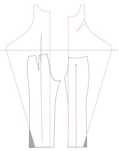 Kielo Jumpsuit Tutorial Kielo Haalari Patterns Wrap Dress