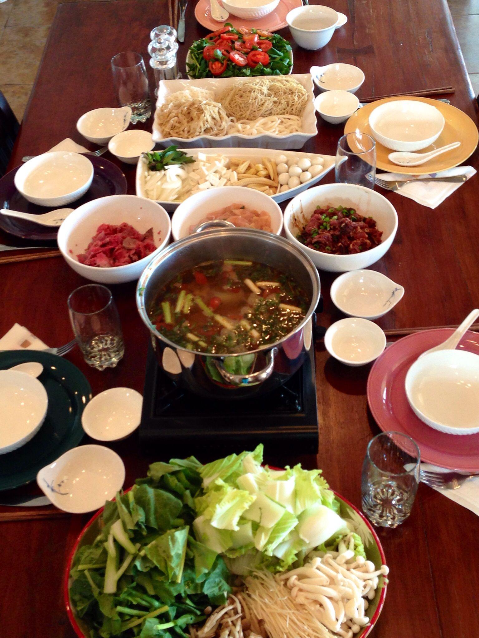 Cara Membuat Sabu Sabu : membuat, Vietnamese, Hoofdgerechten,, Recepten