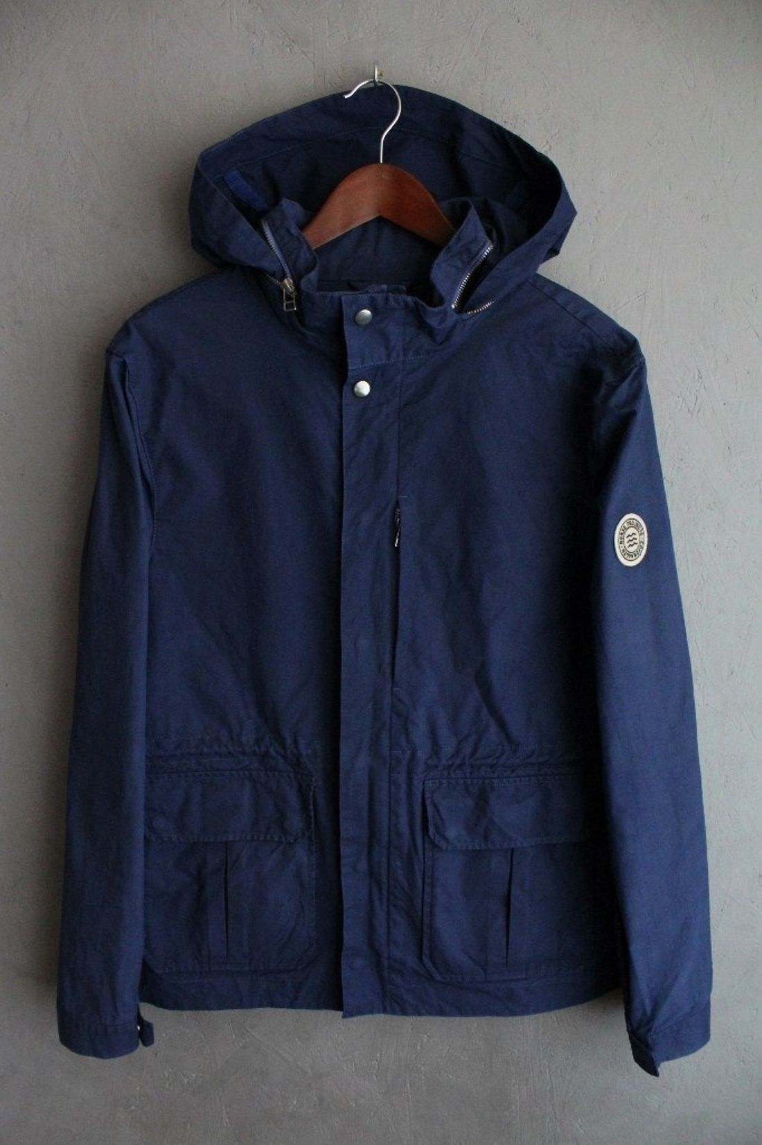 Norse Projects Classic Blue Jacket Size S $161 - Grailed