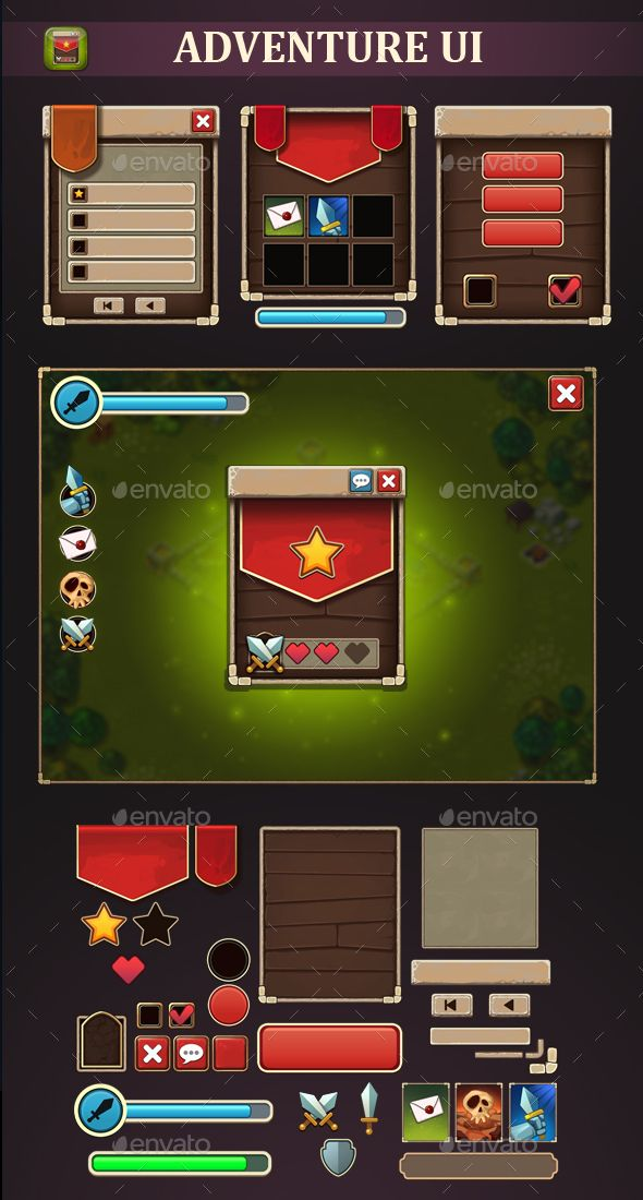 Pin by Graphic Assets on Royalty Free Game Assets - Graphic