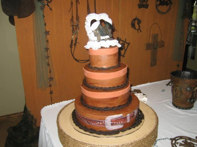 Rustic Country Themed Birthday Cake - shareacake.me