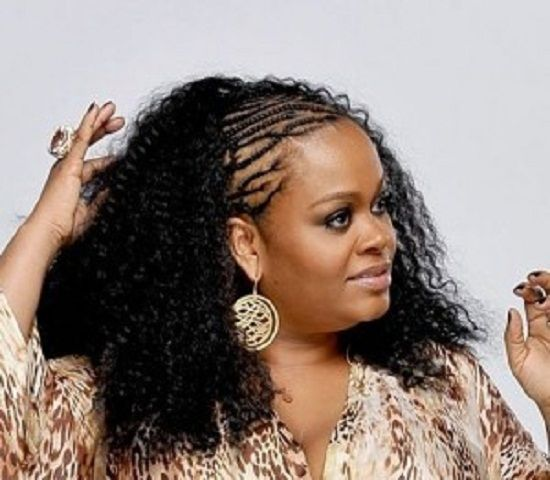 Jill Scott Hairstyles New Hairstyles Ideas Hair Styles Natural Hair Styles Braids For Black Hair