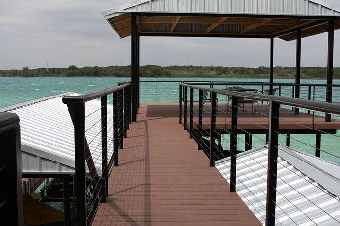 Nature Wood Feel Composite Plastic Wood Dock Decking Docks Marinas Boat Outdoor Flooring Composite Flooring Engineered Hardwood Flooring