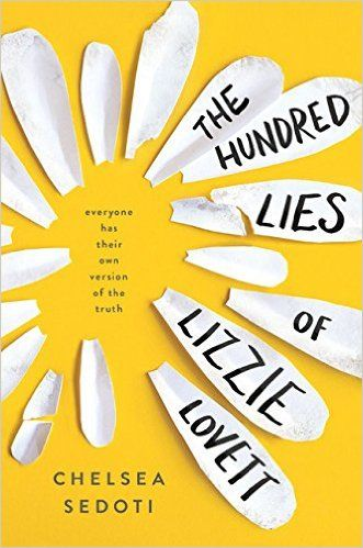 Amazonsmile The Hundred Lies Of Lizzie Lovett 0760789258961