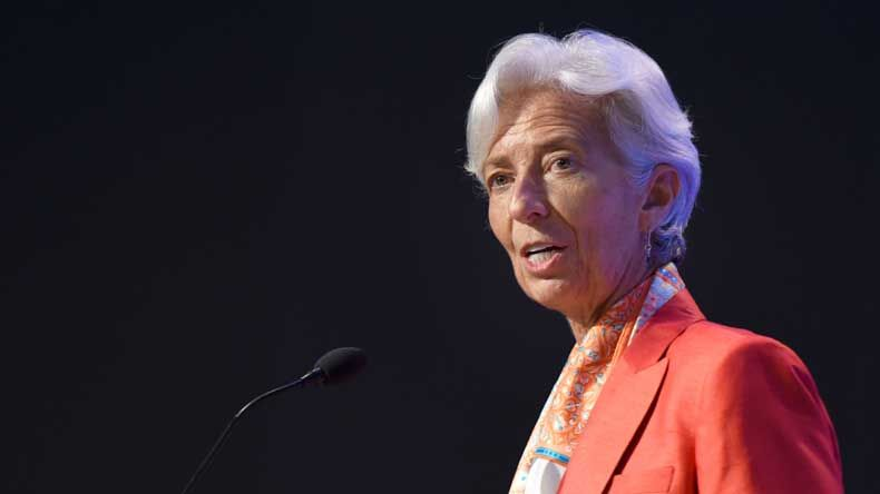 IMF chief Christine Lagarde has drawn PMs attention to