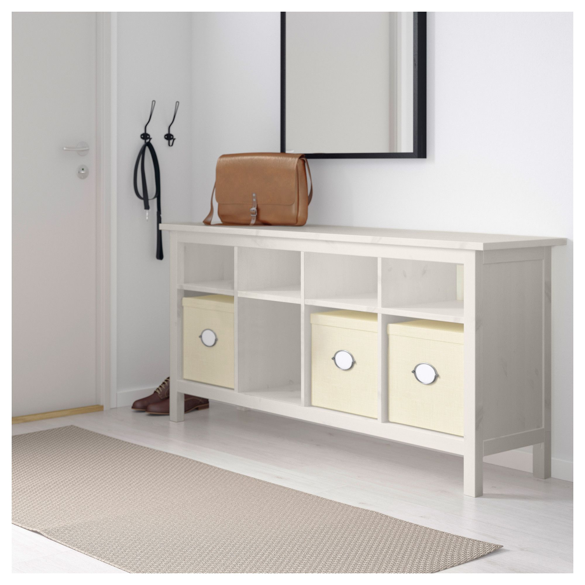 Ikea Hemnes White Stain Console Table Hemnes Ikea Console Table