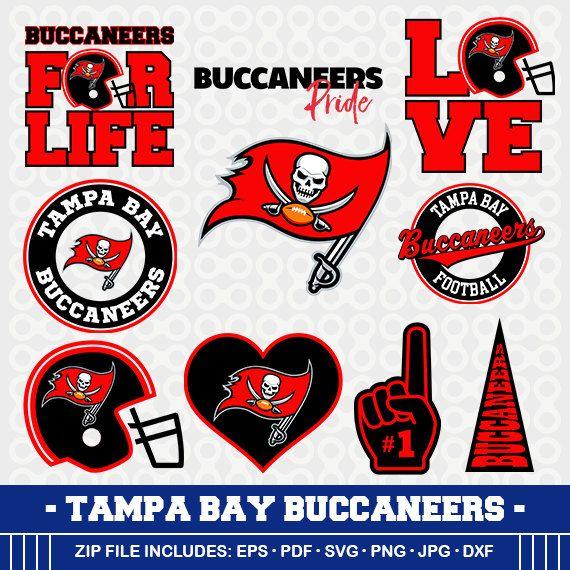 Tampa Bay Bucaneers Svg Buccaneers Football Svg Cameo Dxf File Tampa Bay Buccaneers Monog Football Crafts Tampa Bay Buccaneers Logo Tampa Bay Buccaneers