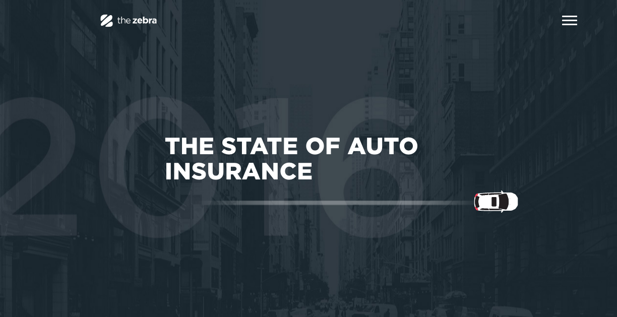 The State Of Auto Insurance 2016 Car Insurance Insurance