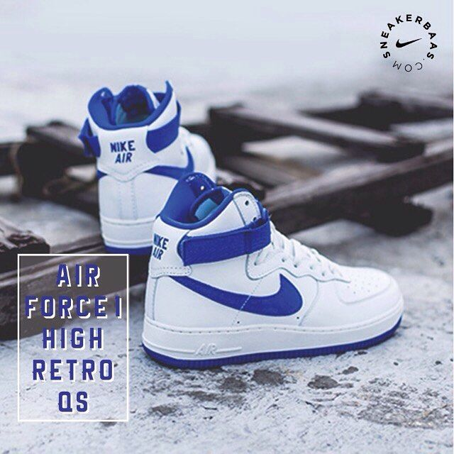 air force 1 hight retro qs