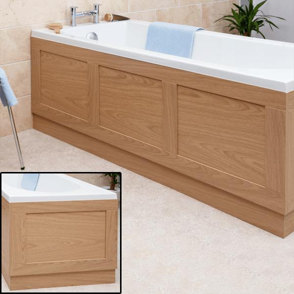 Under Bath Storage Panels