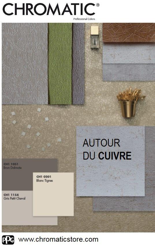 Jouez sur les contrastes #couleurs et matières et créez des ...