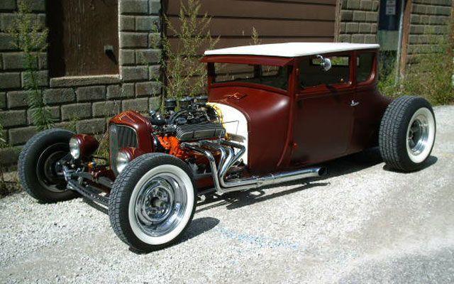 1926 Rat Rod Ford Model T Coupe Rat Rods Truck Rat Rod Rat Rod