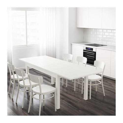 Bjursta Table Extensible  Ikea  Cancera  Pinterest  Room Ideas Delectable Small Dining Room Sets Ikea Decorating Design