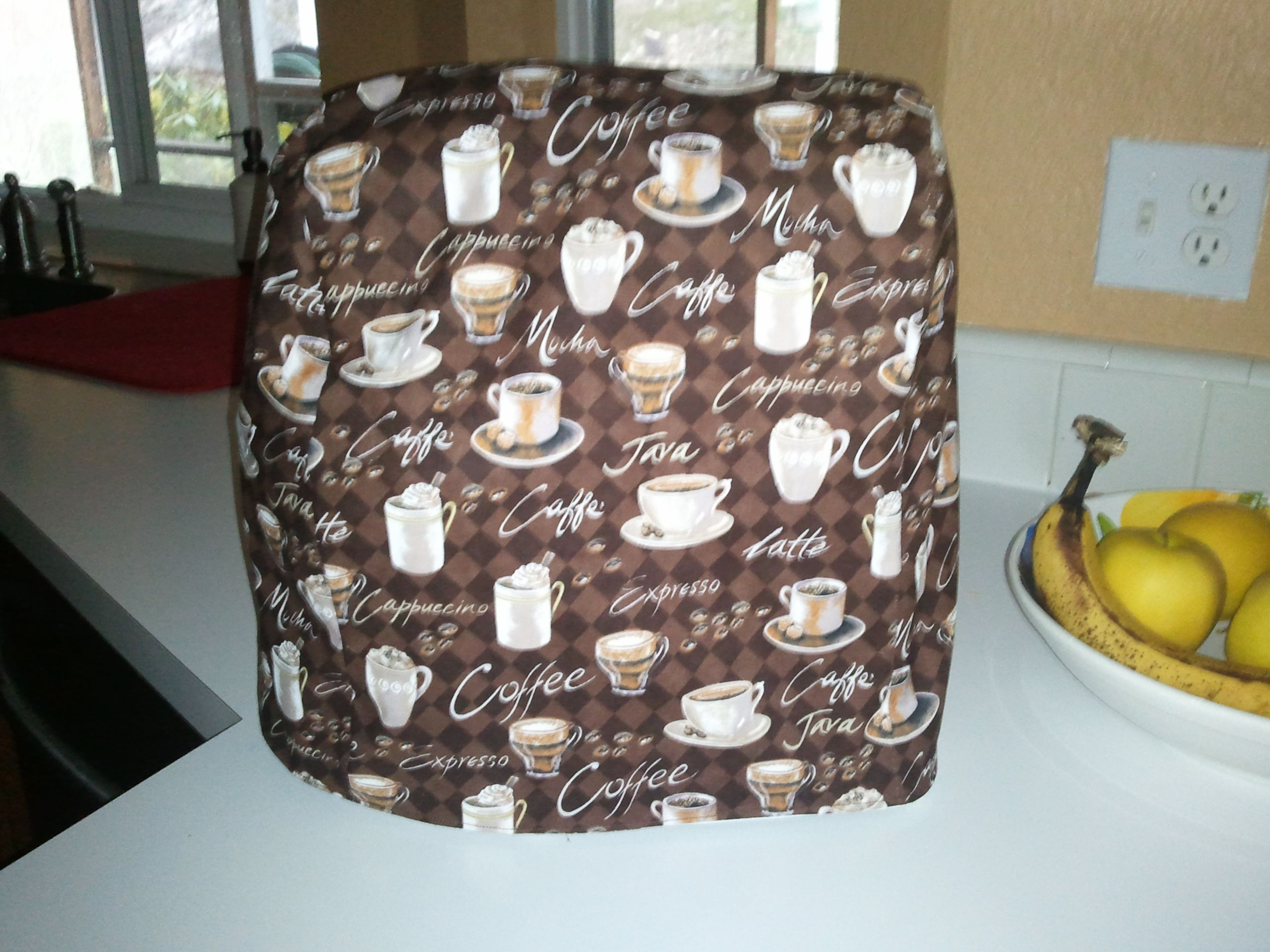 Kitchen aid mixer cover mixer cover quick gifts