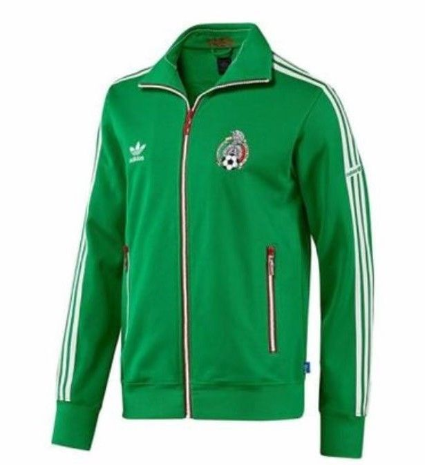 chaqueta hombre adidas verde