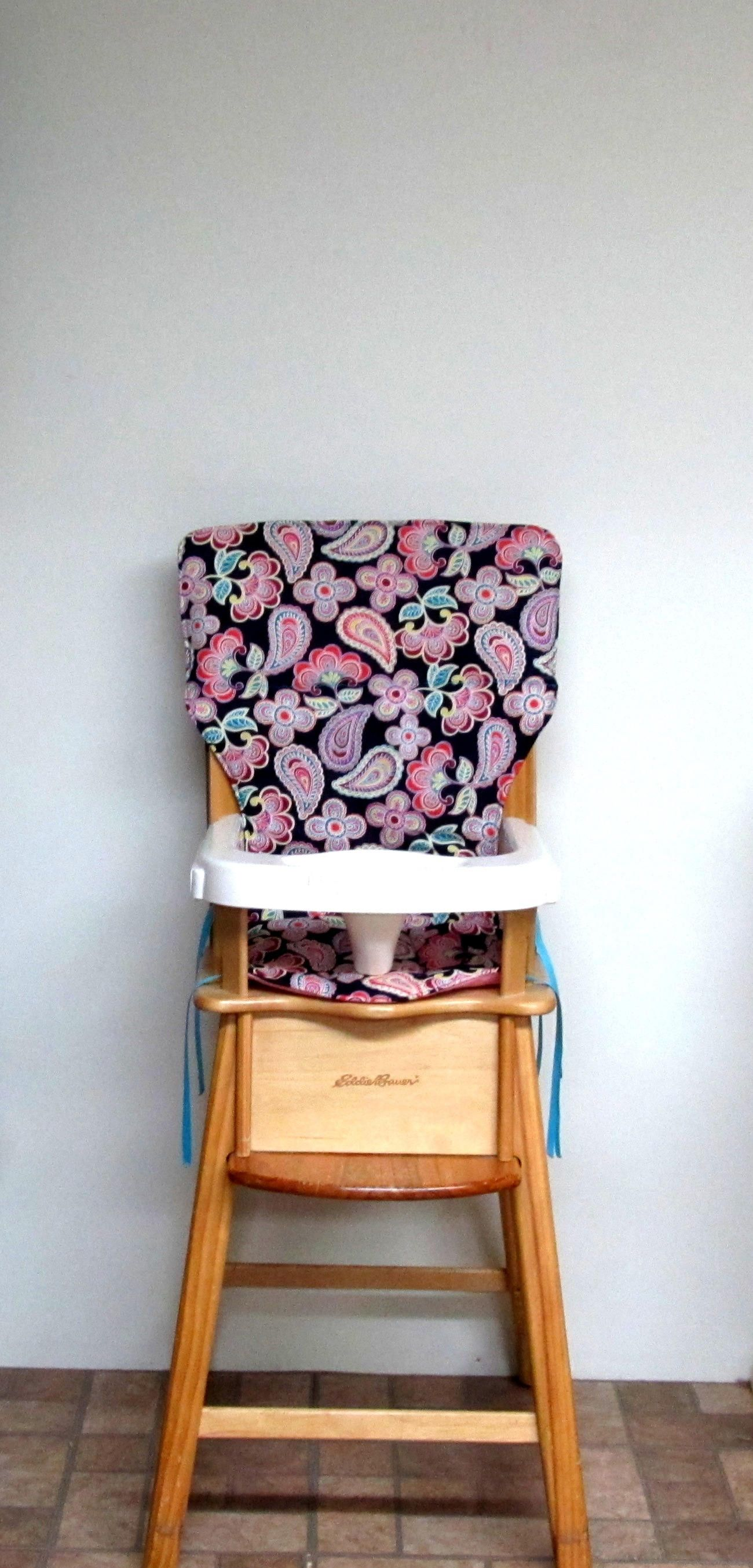 Jenny Lind Or Ed Bauer High Chair Pad Replacement Baby Accessory Nursery Decor
