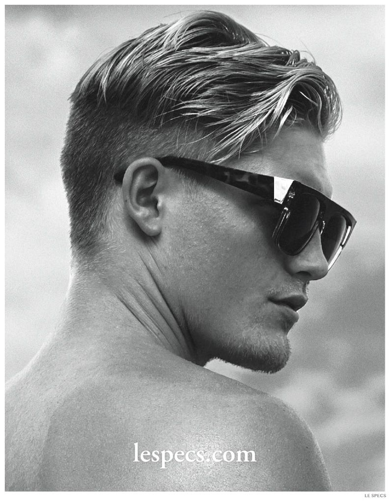 Harry Goodwins Models Le Specs Spring/Summer 2014/15 Sunglasses Styles image Harry Goodwins Le Specs Sunglasses Spring Summer 2014 15 004
