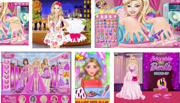 Best Barbie Games 2018 Free Download Mania Barbie Games Game