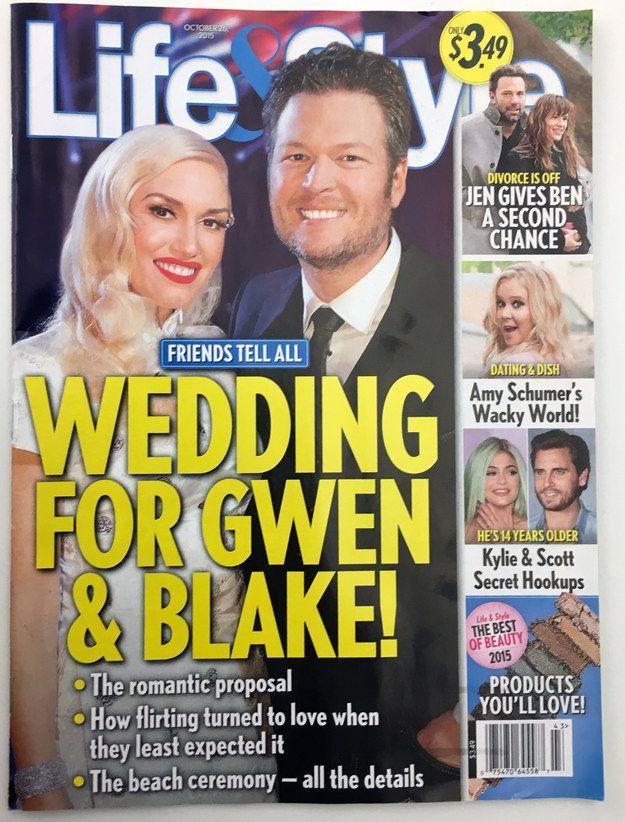 Gwen dating