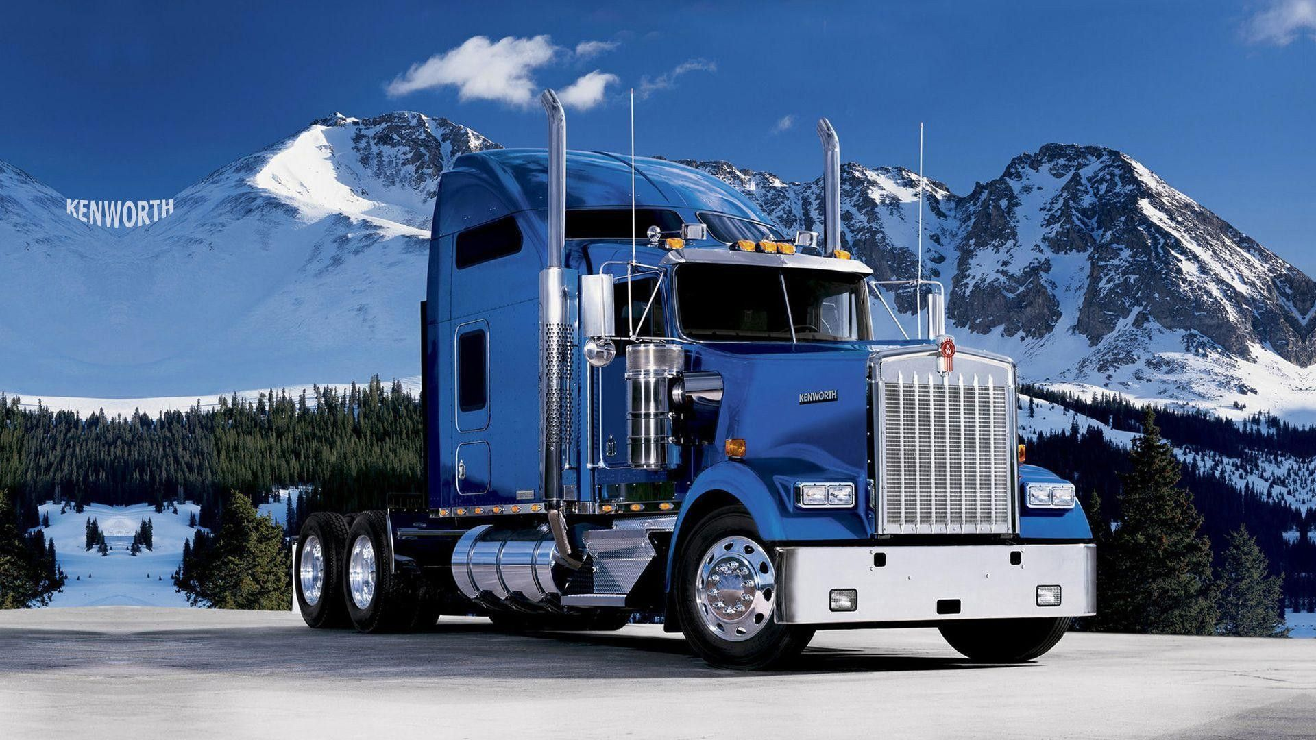 Trucks Kenworth Peterbilt Wallpaper 2754353 Wallbase Cc