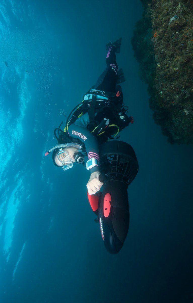 Underwater Diving Scooter
