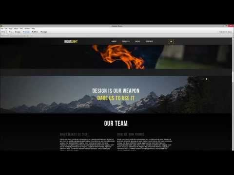 ▶ Adobe Muse Motion Scroll (Parallax) Tips & Tricks - MuseThemes.com - YouTube