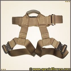Tactical Rappel Belt