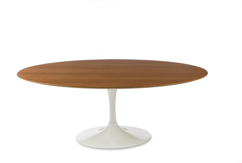 Tavolo Tulip Knoll : Saarinen oval table knoll tables oval table