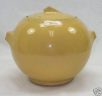 Vintage Mccoy Pottery Usa 1930 39 S Ball Shaped Cookie Jar
