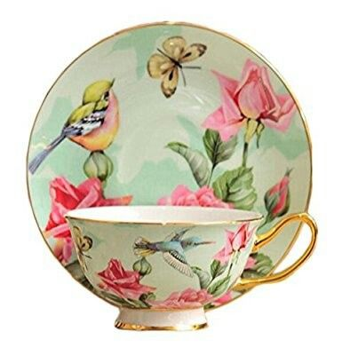 Pin De Sinthya Em Art Table Xicaras De Cha Xicaras Pintadas Vintage Tea